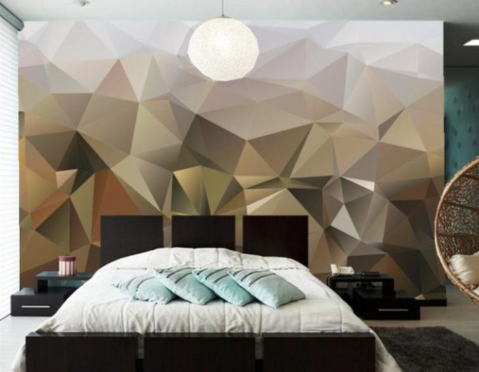 Спокойная 3D геометрия.