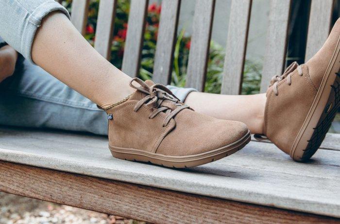 Ботинки чукка. \ Фото: lemsshoes.com.