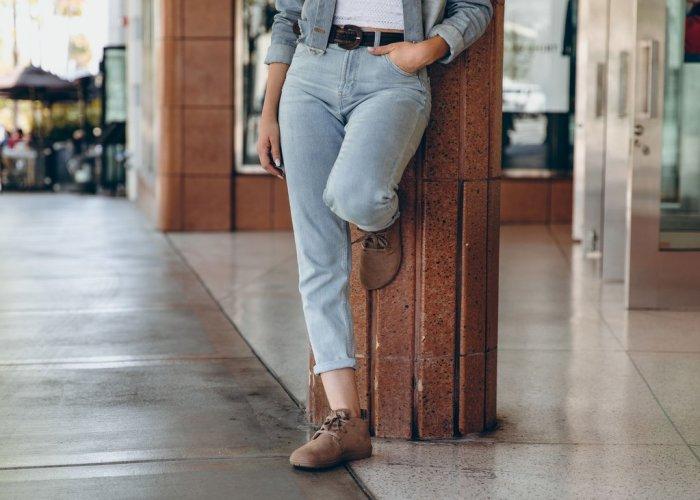 Удобные и стильные ботинки чукка. \ Фото: google.com.ua.