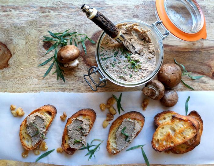 Грибной паштет с телятиной. \ Фото: gribyogorod.info.
