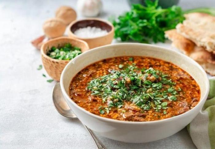 Томатный суп с куриной печенью. \ Фото: newsgastro.pl.