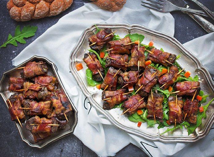 Отличный вариант для закуски. \ Фото: pinterest.com.au.