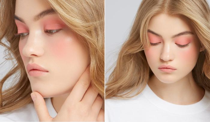 Нежный макияж на каждый день. \ Фото: google.com.ua.