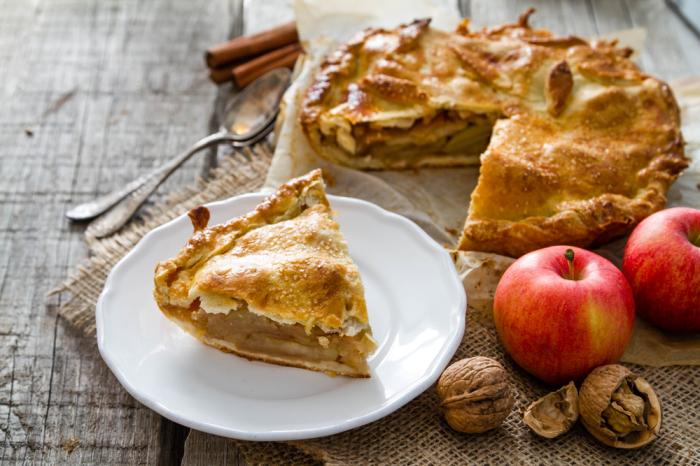 5 вкуснейших пирогов, которые можно приготовить менее чем за час