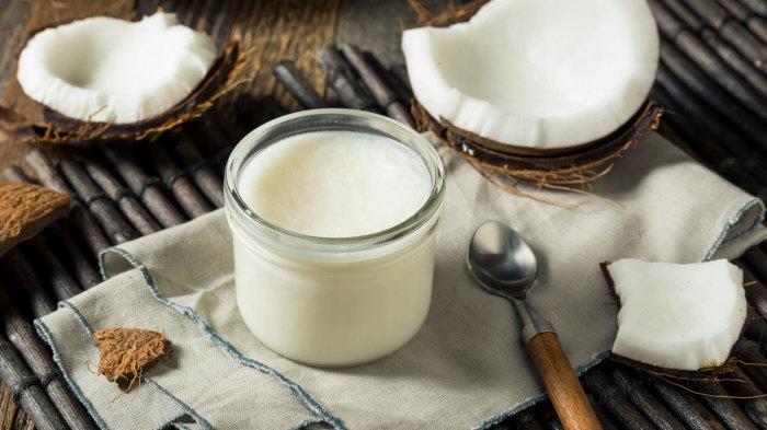 Кокосовое масло. \ Фото: sayyes.com.ua.