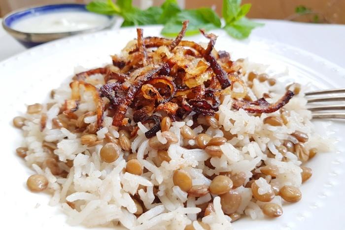 Плов по-арабски. \ Фото: <br>zenmate.com.ru.