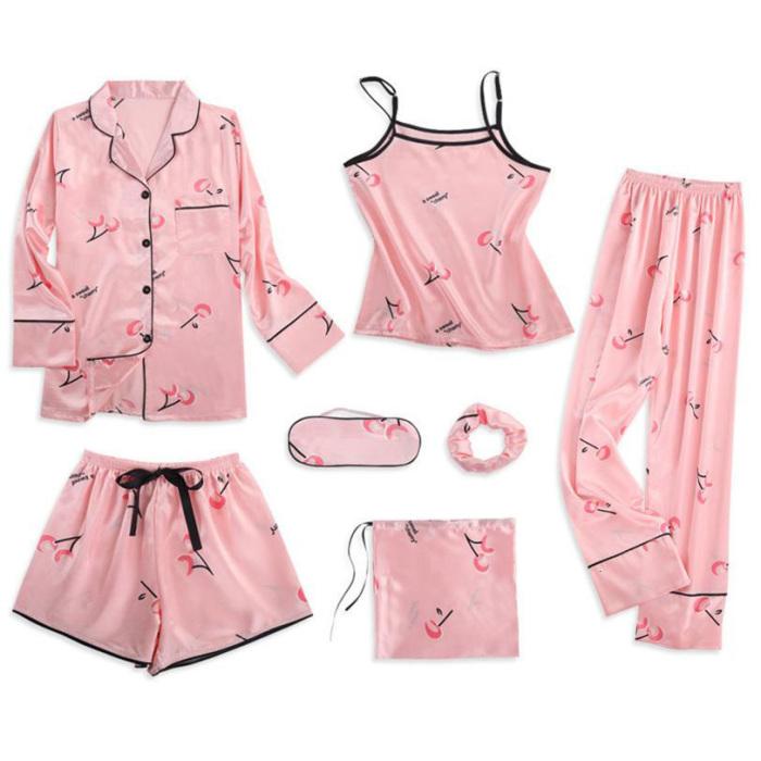 Женская пижама. \ Фото: es.dhgate.com.