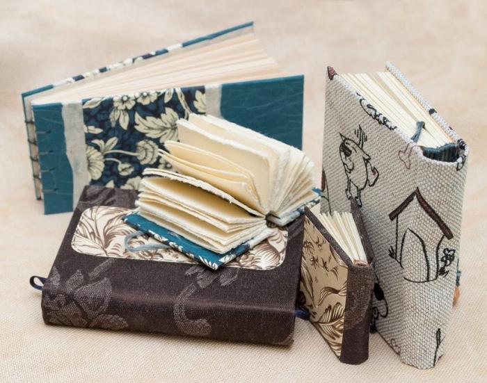 Блокноты и записные книжки. \ Фото: handmade-ua.livejournal.com.