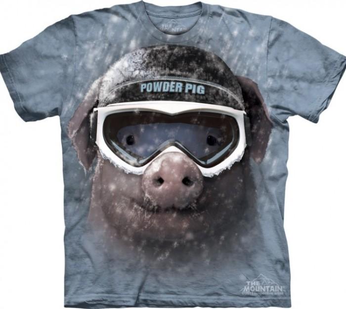 3D-футболка.
