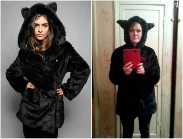 Когда хотела быть кошечкой, но вместо этого драный волк. \ Фото: otnosheniya.temaretik.com.