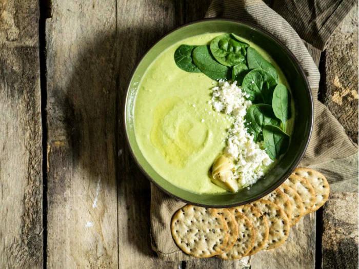 Постное блюдо. \ Фото: olivamaslina.com.