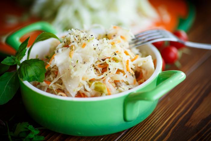 Витаминный салат. \ Фото: google.com.
