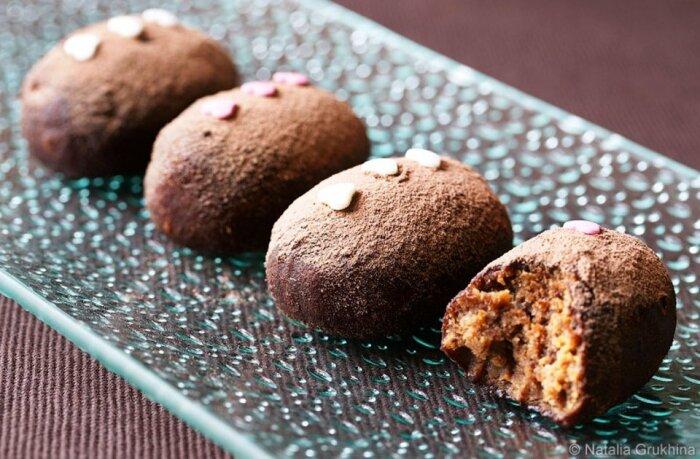 Очень вкусное и необычное пирожное. \ Фото: pinterest.com.