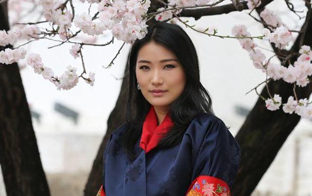 Королева Бутана. \ Фото: style.nv.ua.