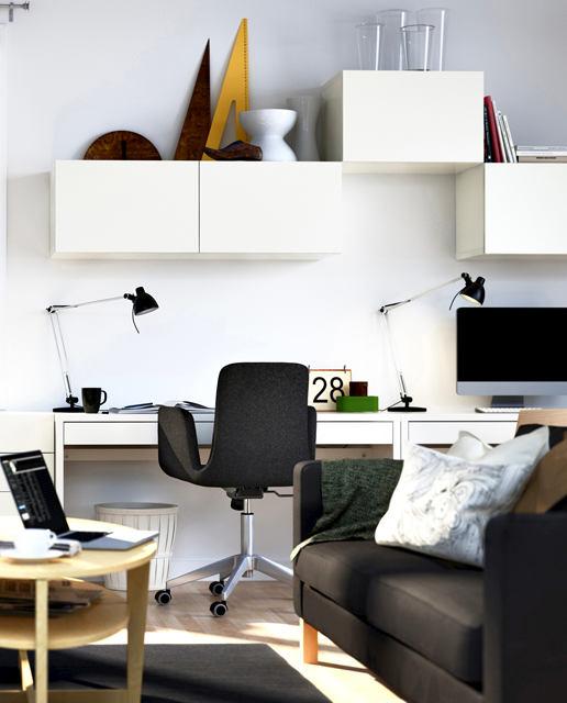 Правильно организованное рабочее место - залог долгой и плодотворной работы и здоровья.