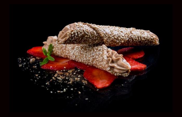 Вкуснейшие карамельные трубочки. \ Фото: freepik.es.