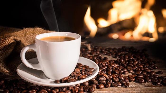 Кофейные зёрна. \ Фото: z.ru.