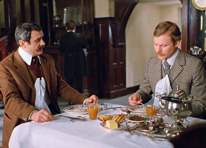 Завтрак джентельменов. \ Фото: livejournal.com.