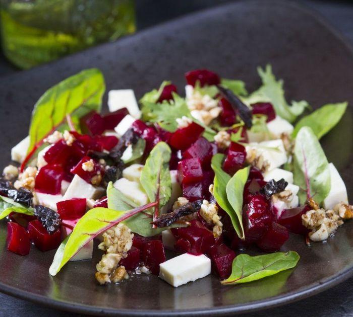 Экзотический салат. \ Фото: bonduelle.ru.