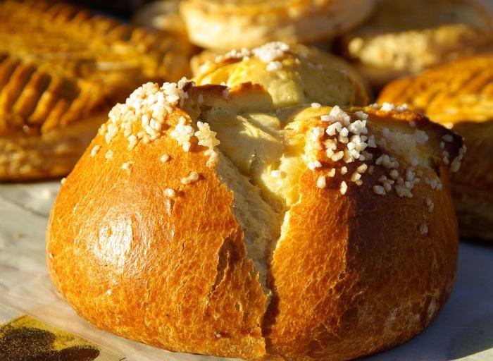 Восхитительные булочки бриоши. \ Фото: newslab.ru.