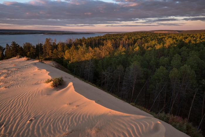 Якутия, Хангаласский улус. \ Фото: livejournal.com.