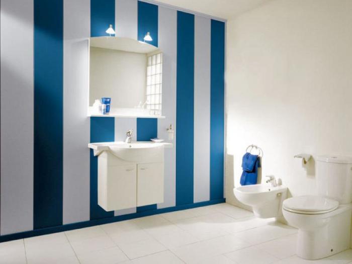 Благодаря износоустойчивости пластиковые панели – идеальный вариант для ванной комнаты и санузла.