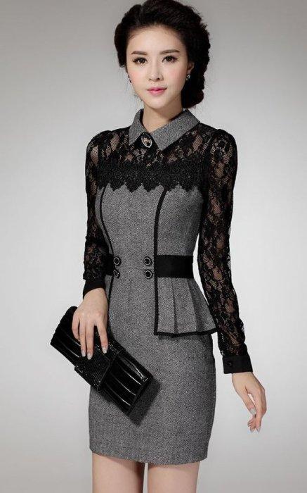 Платье, в котором подписание контракта вам обеспечено.