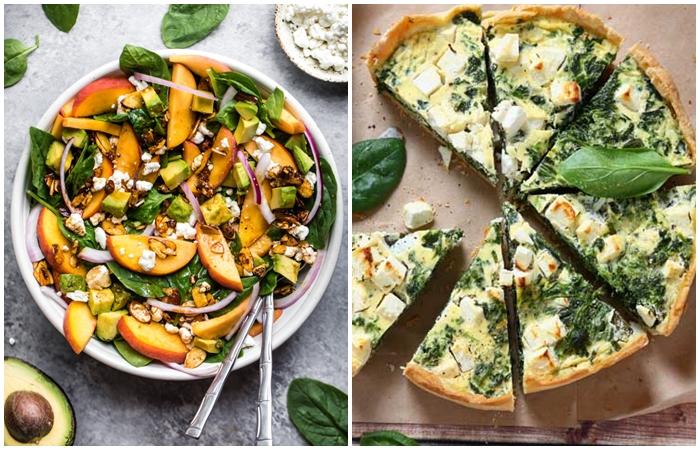 Что приготовить из шпината: 7 оригинальных блюд из полезной зелени