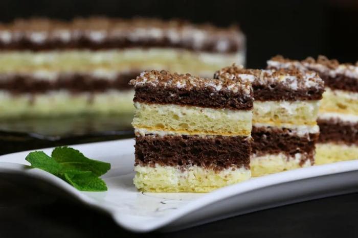 Вкуснейший тортик. / Фото: lasunka.com.