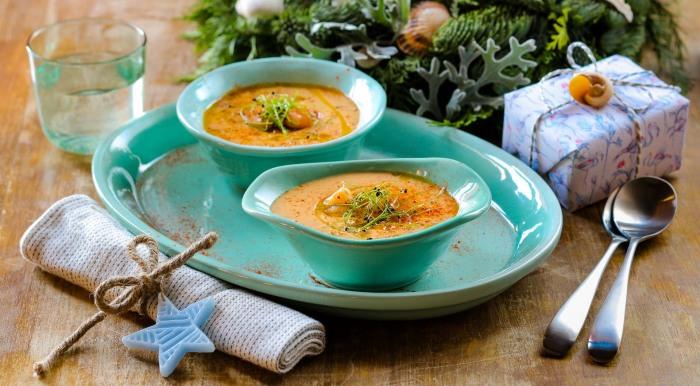 Восхитительно вкусный суп биск. \ Фото: google.com.ua.