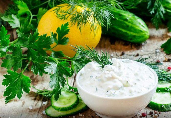 Нежный, лёгкий и очень вкусный соус. \ Фото: google.ru.
