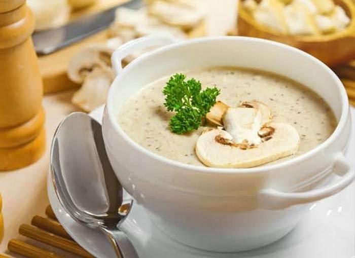 Сметанно-грибной соус. \ Фото: vaneevasdorove1.ru.