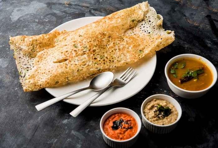 Популярная индийская уличная еда. \ Фото: parenting.firstcry.com.