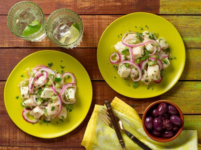 Севиче перуано. \ Фото: goya.com.