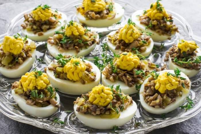Отличная закуска для праздничного стола. \ Фото: hr.pan-yteplyai.com.