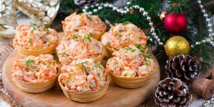 С морковью и сыром. \ Фото: https://www.pinterest.com/