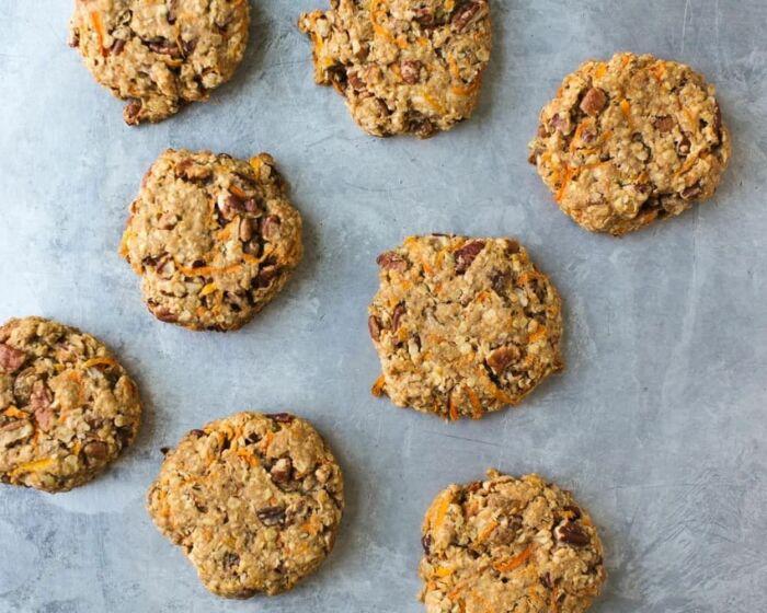 Печенье из морковки. \ Фото: punchfork.com.