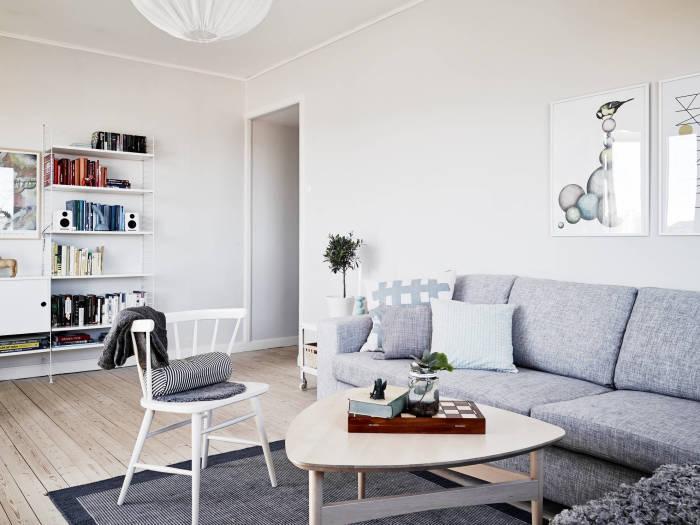 Одно из главных положений уюта в гостиной – простор. Все наиболее важные предметы должны быть скомпонованы и находиться рядом.