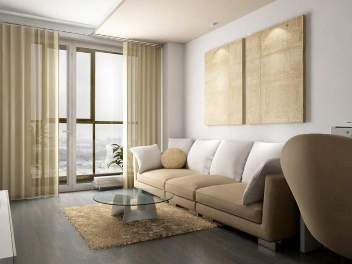 Цветовая гамма этой комнаты должна быть выдержана в светлых тонах. Это поможет придать интерьеру лёгкость.