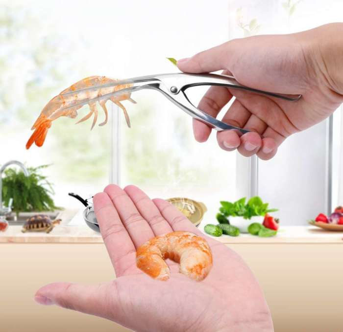 Нож для чистки креветок. \ Фото: aliexpress.com.