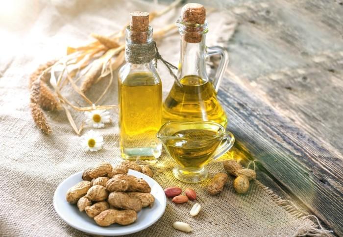 Растительные масла. / Фото: thrfun.com.