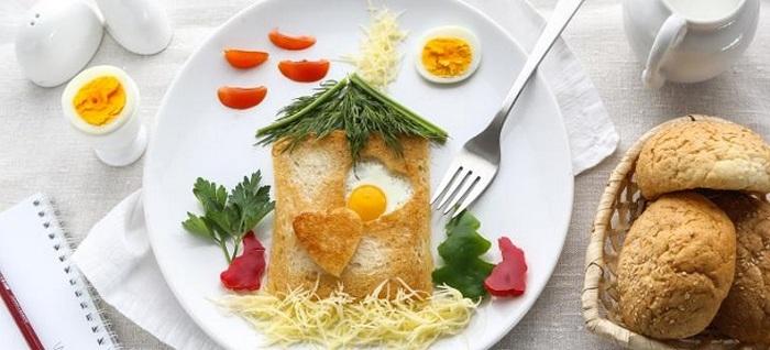 Перепиленные яйца идеально подходят для детского питания.