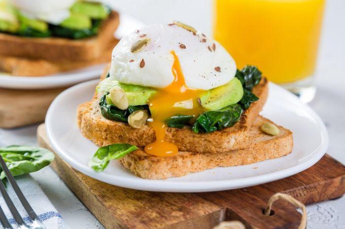 5 вариантов завтраков, которые можно приготовить быстрее, чем выпить чашечку кофе