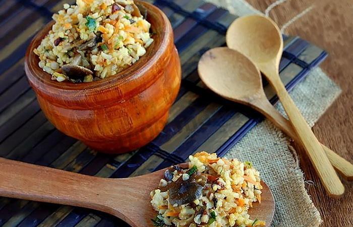 Рецепт приготовления блюда из 4 каш.