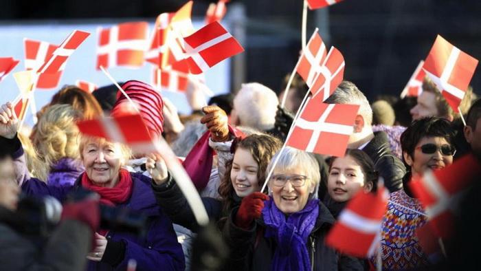 Датчане на пенсии живут безбедно.