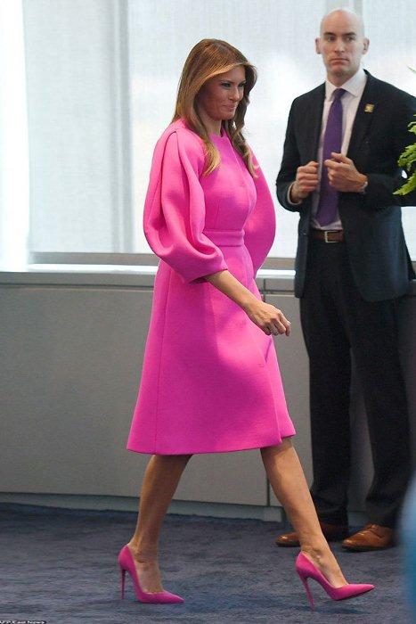 Платье за 2,5 тысячи долл. от испанского дома Delpozo.