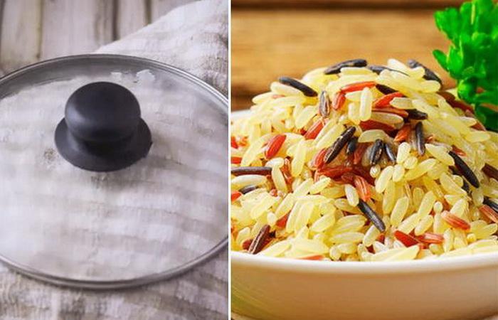 Как приготовить идеальный рис.