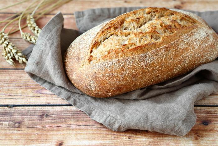 Бездрожжевой хлеб - излюбленный продукт тех, кто следит за своим здоровьем.