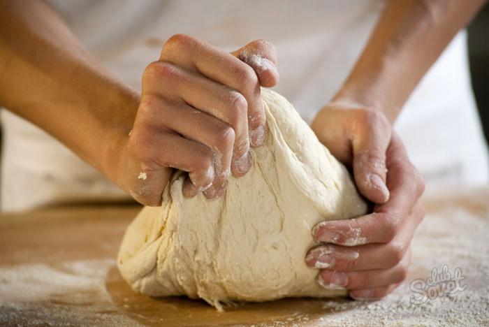 Мягкое, воздушное тесто возможно только с применением дрожжей.