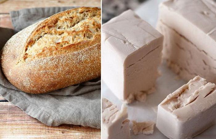 Вред и польза бездрожжевого хлеба.